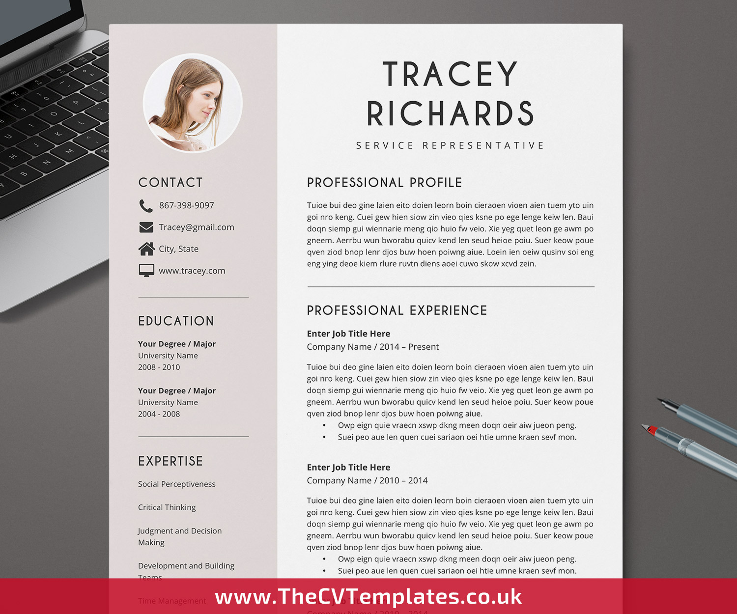 Cv text resume psychology thesis on relationships